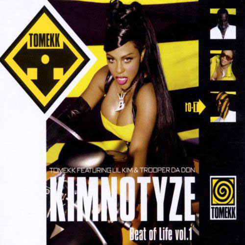"2002: Single: ""Kimnotyze"" feat. LIL Kim & Trooper D"