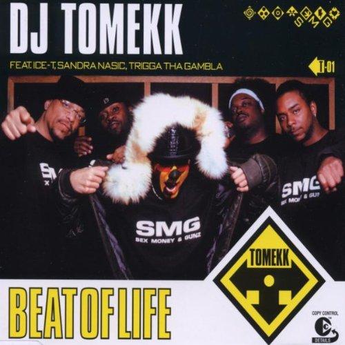 "2002: Single: ""Beat Of Life"" Feat Ice T, Sandra Nasic (Guano Apes), Trigga Tha Gambla, Smoove Tha Hustla"