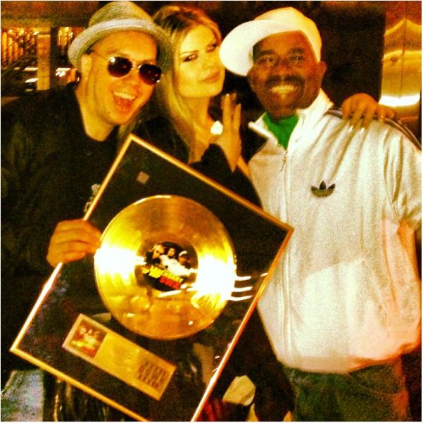 2013: Goldene Schallplatte