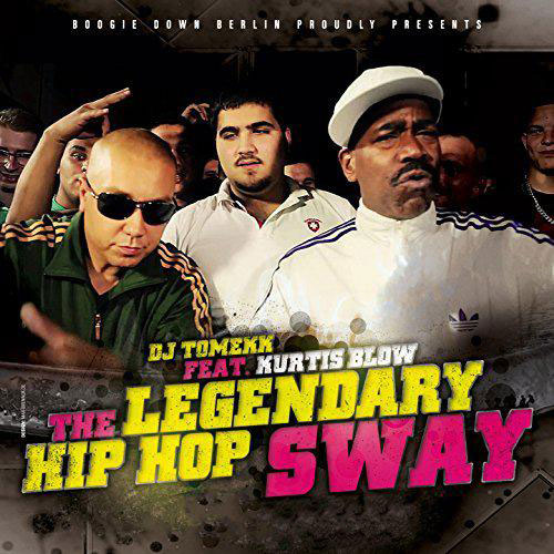 "2013: Single: ""Hip Hop Sway"" feat. Kurtis Blow, on the occasion of their joint 20th anniversary of the stage"