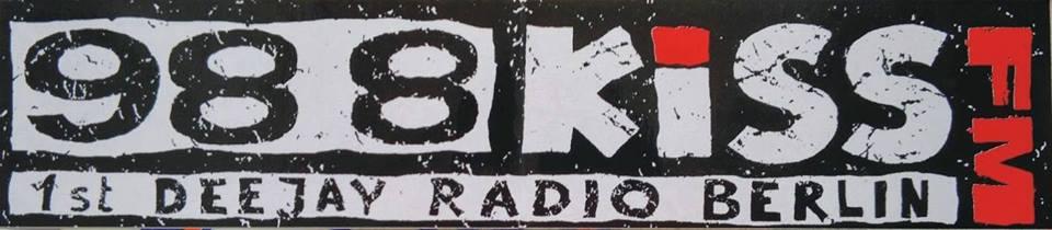 Kiss FM Berlin Logo ca 1993