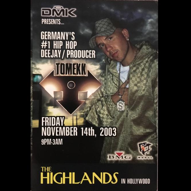 2003 US-Tour