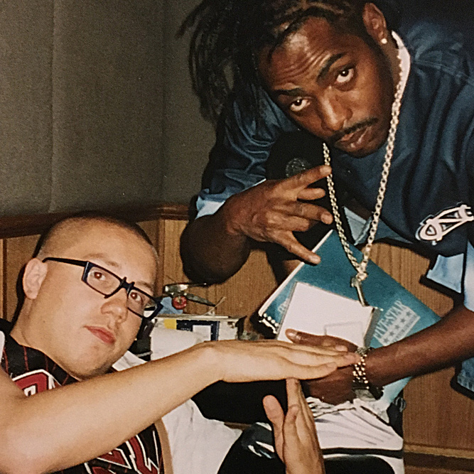 1999, work with Coolio